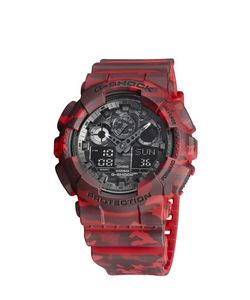 G-Shock | Camouflage Chrono Watch