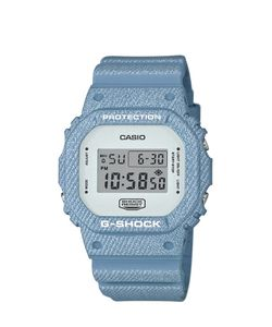 G-Shock | Denim Printed Digital Watch