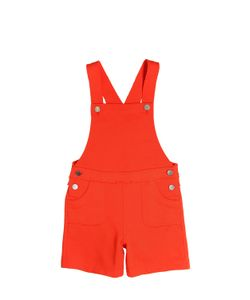 GAELLE PARIS | G Printed Cotton Overalls