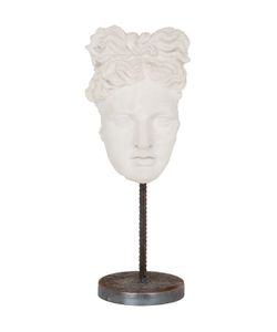 GALLERIA ROMANELLI | Fragment Of Apollo Mask On Base