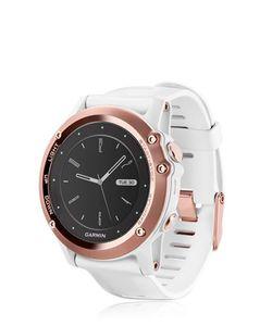 GARMIN | Fenix 3 Sapphire Rose Gold Gps Watch