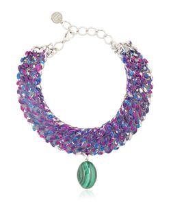 GEMMA REDUX   Color Bleed Necklace