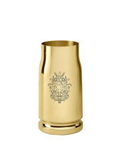 GHIDINI 1961 | Nowhere Bullet Casing Brass Vase