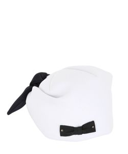 GI'N'GI | Neoprene Hat With Bow Detail