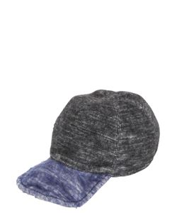 GI'N'GI | Reversible Felted Wool Baseball Hat
