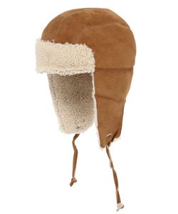 GI'N'GI | Shearling Fur Trapper Hat