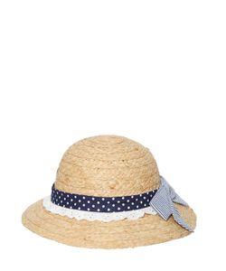 GI'N'GI | Raffia Wide Brim Hat