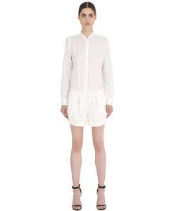 GIAMBATTISTA VALLI FOR 7FAM   Cotton Lace Romper