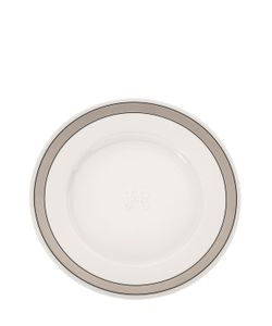 GIANFRANCO FERRÉ HOME | Galles Set Of 6 Porcelain Dinner Plates