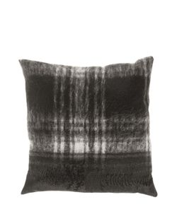 GIANFRANCO FERRÉ HOME | Precious Plaid Decorative Pillow