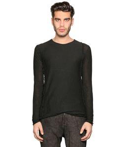 Giorgio Brato | Viscose Wool Knit Sweater