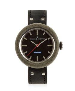 GIULIANO MAZZUOLI   Cemento Watch