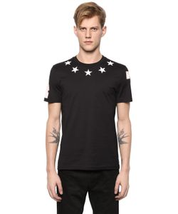 Givenchy | Cuban Star Patches Jersey T-Shirt