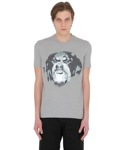 Givenchy | Cuban Needle Punch Jersey T-Shirt
