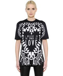 Givenchy | Power Of Love Cotton Jersey T-Shirt