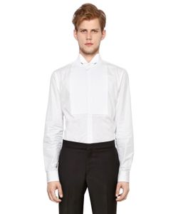 Givenchy | Plastron Cotton Poplin Shirt