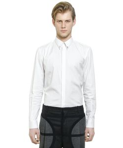 Givenchy | Cuban Fit 17 Cotton Poplin Shirt