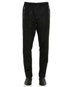 Givenchy | Stretch Wool Gabardine Jogging Pants