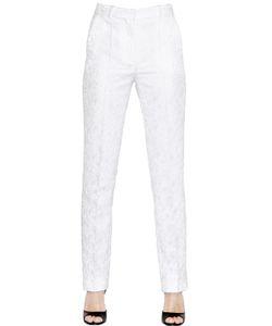 Givenchy | Floral Jacquard Pants