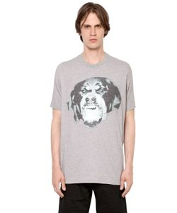 Givenchy | Columbian Needle Punch Jersey T-Shirt