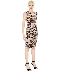Givenchy | Jaguar Printed Milano Jersey Dress