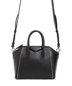 Givenchy | Mini Antigona Chained Smooth Leather Bag