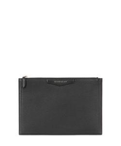Givenchy   Medium Antigona Grained Leather Pouch