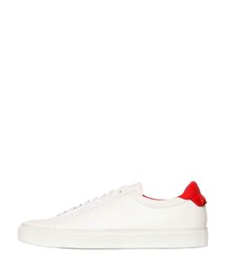 Givenchy | Urban Street Leather Tennis Sneakers