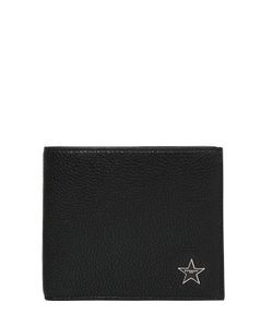 Givenchy | Star Stud Grained Leather Classic Wallet
