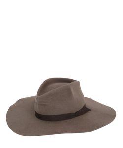 GLADYS TAMEZ MILLINERY | Saint Pierre Velour Felt Hat