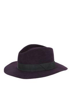 GLADYS TAMEZ MILLINERY | Saint Marie Velour Felt Hat