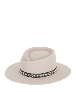 GLADYS TAMEZ MILLINERY | Zodiac Velour Felt Hat