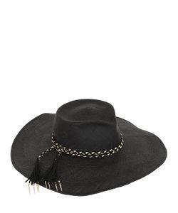 GLADYS TAMEZ MILLINERY | The Talitha Panama Straw Hat