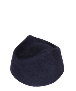 GLADYS TAMEZ MILLINERY | The Alexandria Velour Rabbit Felt Hat