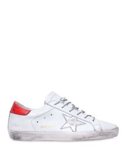 Golden Goose | 20mm Super Star Leather Sneakers