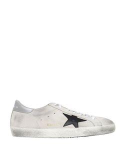 Golden Goose | Super Star Nubuck Leather Sneakers