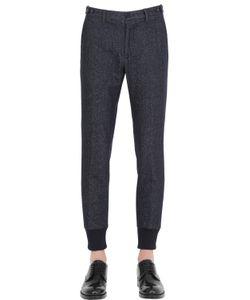 GTA | Stretch Wool Flannel Jogging Pants