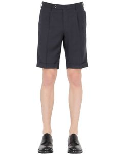 GTA | Slim Fit Cool Wool Shorts