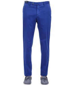 GTA | 18cm Slim Fit Cotton Satin Pants