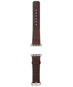Hadoro | Alligator Band For 42mm Apple Watch