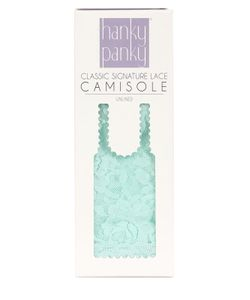 Hanky Panky | Lace Camisole Tank Top
