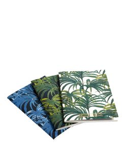 House Of Hackney | Palmeral Set Of 3 Notebooks