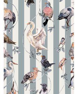 House Of Hackney | Flights Of Fancy Wallpaper