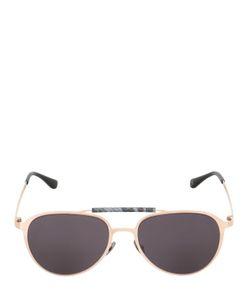 HUBLOT ITALIA INDEPENDENT | Grey Camo Aviator Sunglasses