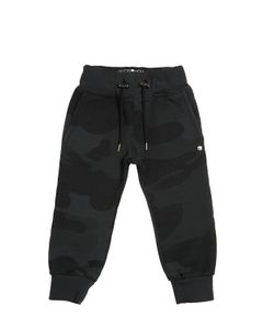 HYDROGEN KID | Camouflage Cotton Jogging Pants