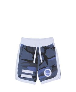 HYDROGEN KID | Cotton Jogging Shorts