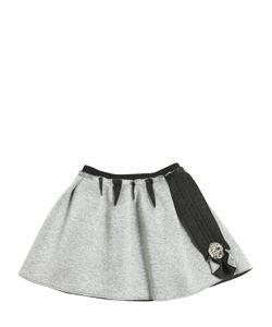 I Pinco Pallino | Neoprene Jersey Skirt