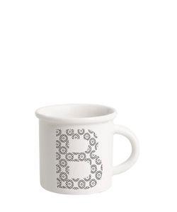 ILARIA.I | Letter B Porcelain Mug