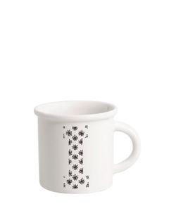 ILARIA.I | Letter I Porcelain Mug