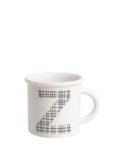 ILARIA.I | Letter Z Porcelain Mug